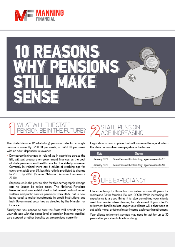 pensions still make sense